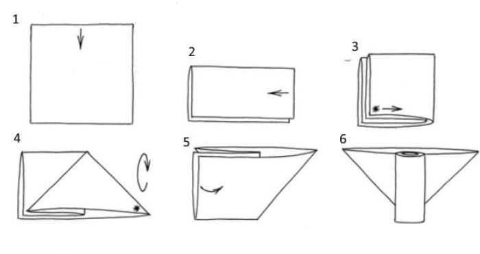 Как сделать памперс своими руками