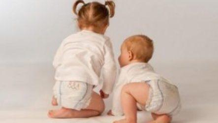 Как обойтись без памперсов с новорожденным малышом