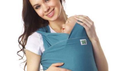 Слинг для новорожденного — как выбрать самый лучший