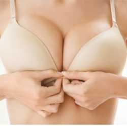 Увеличение груди из-за лактации