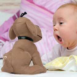 Интерес ребенка к мягкой игрушке