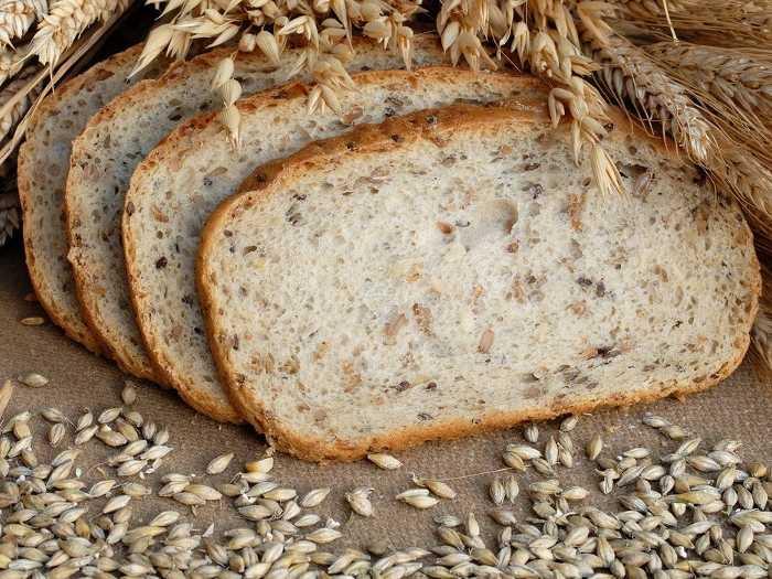 Хлеб с отрубями производят из муки высшего сорта
