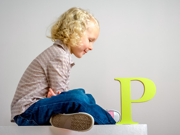 """Процесс обучение буквы """"Р"""" может проходить и самостоятельно"""