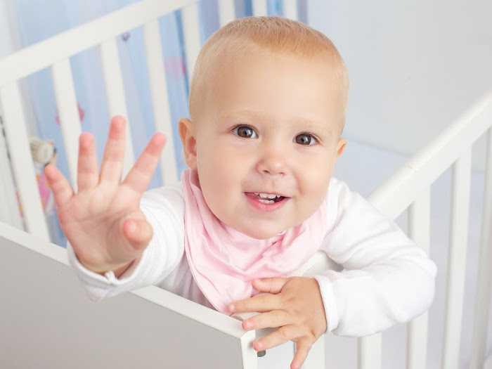 Ребенок противится укачиваниям