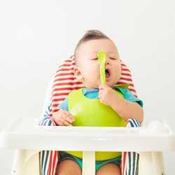 Прикорм важен для маленького ребенка