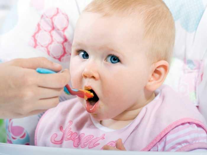 В 7 месяцев овощи должны быть в рационе малыша
