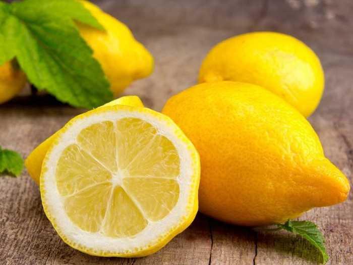 Лимон считается экзотическим фруктом