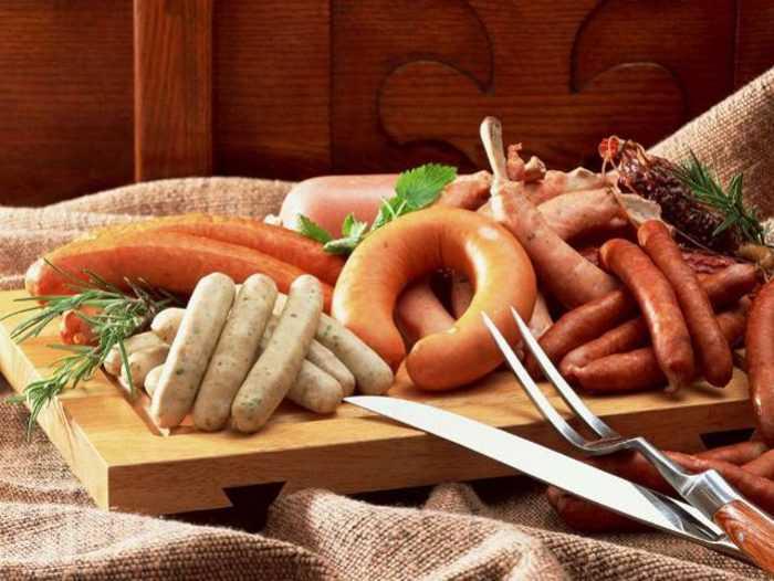Какие колбасные изделия можно при грудном вскармливании