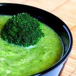 Крем-суп из брокколи - вкусно и полезно