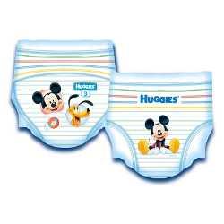 Подгузники Huggies с Микки Маусом для мальчиков