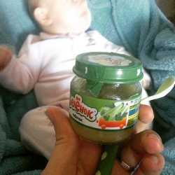 Овощное пюре из кабачка для прикорма малыша