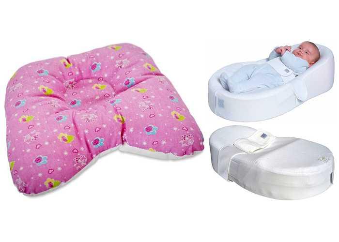 Разновидности ортопедических подушек