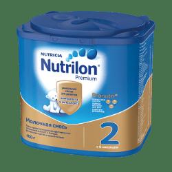 Адаптированная для вскармливания молочная смесь