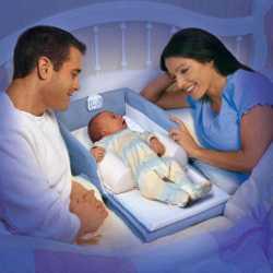 Родители готовят ребенка ко сну