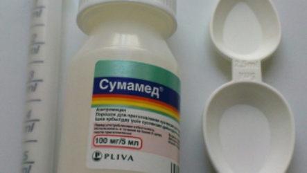 Принцип действия, показания и противопоказания препарата Сумамед