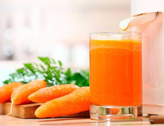 Морковный со можно использовать в борьбе с насморком