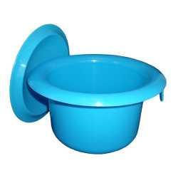 Обычный горшок с крышкой для детей