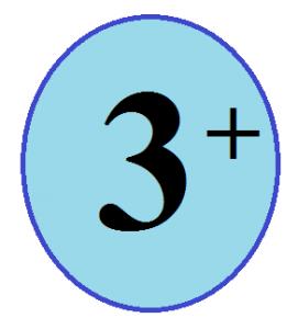 Ограничение 3+