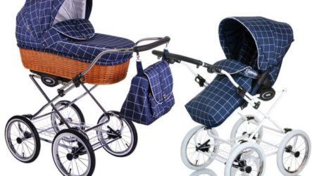 ТОП детских колясок: популярные модели и обзор