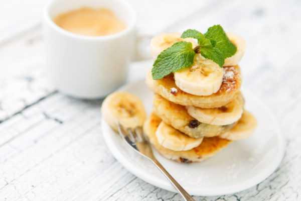 Из банана можно готовить деликатесы