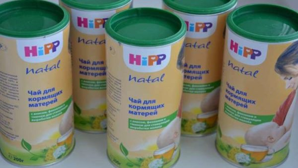 """Чай для лактации """"Хипп"""" эффективен и безопасен"""