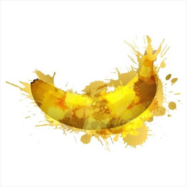 Вывести пятна банана с одежды нелегко