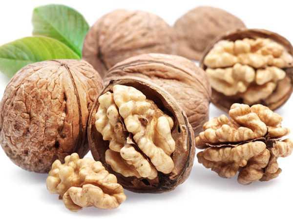 Грецкие орехи полезны при ГВ