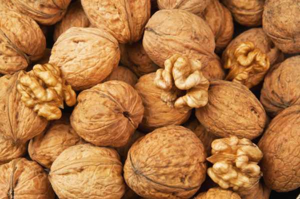 Орехи для кормящей мамы нужно выбирать тщательно