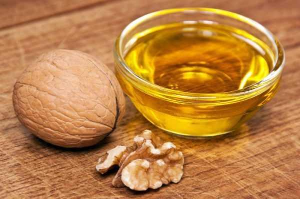 Ореховое масло полезно для пищеварения
