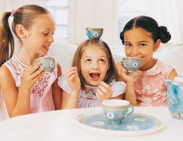 Иван-чай можно давать с двухлетнего возраста