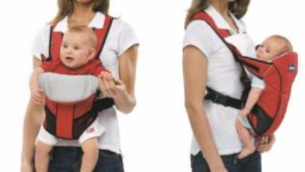 Когда и как правильно носить ребенка в кенгуру