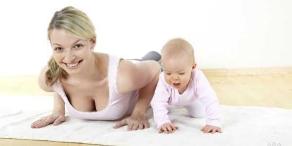 Похудеть можно только через 3 месяца после родов