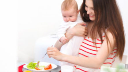 Как похудеть при кормлении грудью — одна из проблема после родов