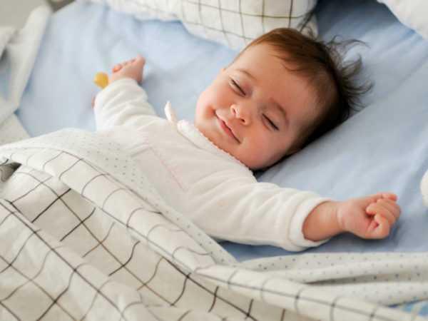 Ребенка усыпить несложно