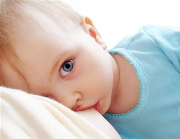 Сытый ребенок быстро засыпает
