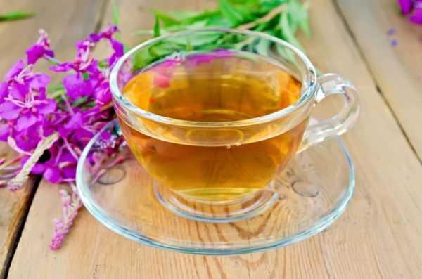 Чай должен быть полезен для ребенка