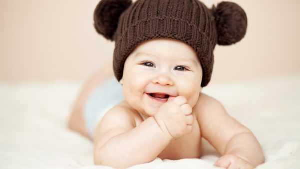Улыбка - один из рефлексов ребенка