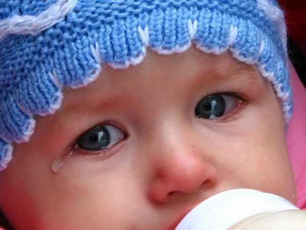 Важно следить за состоянием глаз ребенка