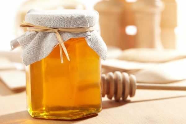 Мед - не только лакомство, но и лекарство