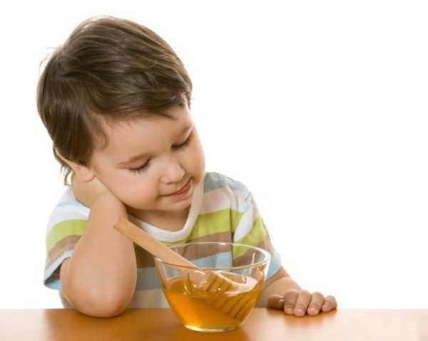 Мед может быть опасен даже для подросших детей