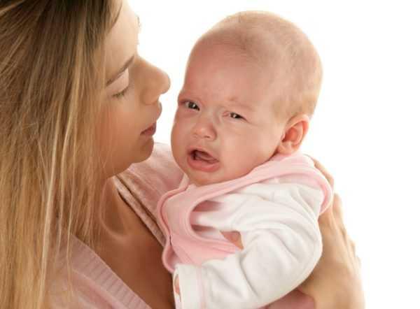 Здоровый сон месячного младенца длится не менее 15 часов в сутки