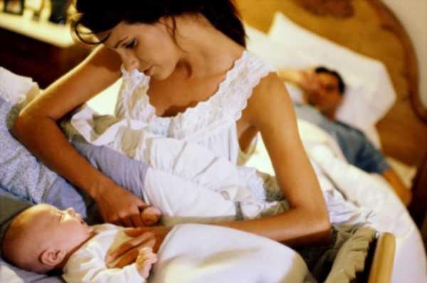 Переутомление мешает ребенку заснуть ночью