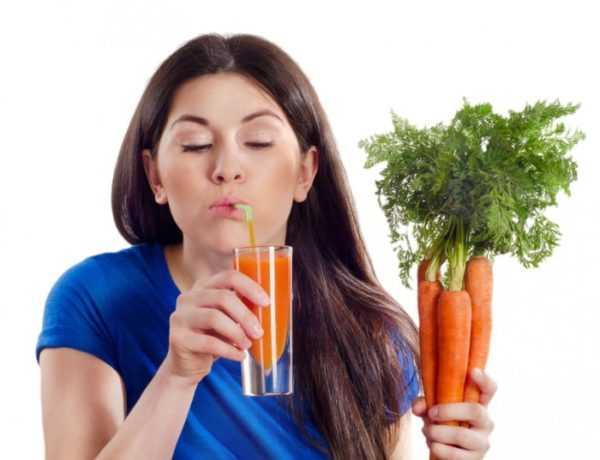Морковь полезна для малыша, но аллергенна