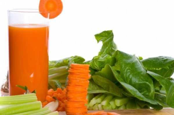 Морковь необходимо есть в ограниченных количествах