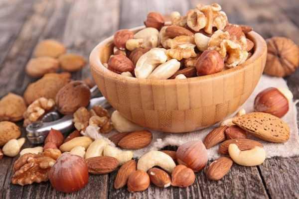 Орехи полезны, но аллергенны