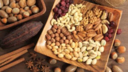 Какие орехи можно есть при грудном вскармливании и сколько