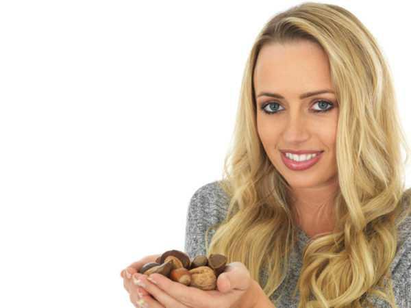 Орехи помогают справиться с хронической усталостью