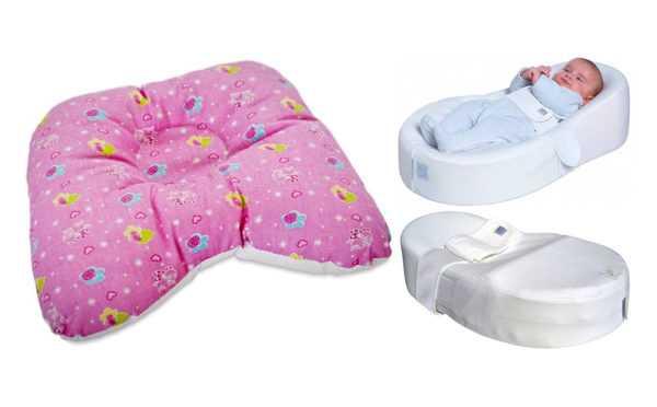 Некоторые ортопедические подушки оказывают леченый эффект