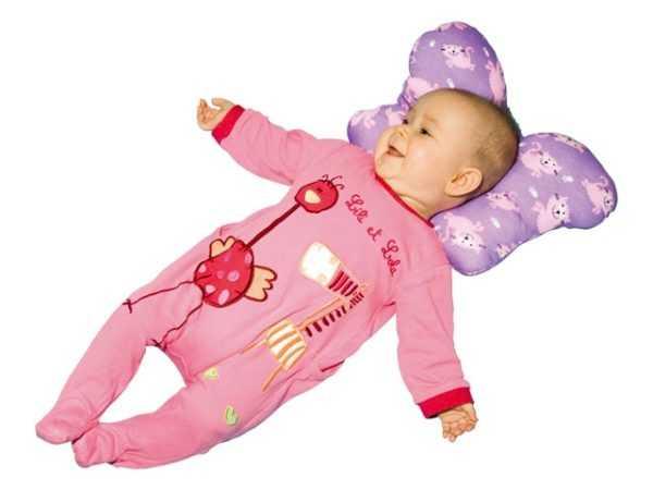 Использовать подушку рекомендуется при некоторых патологиях головы и шеи