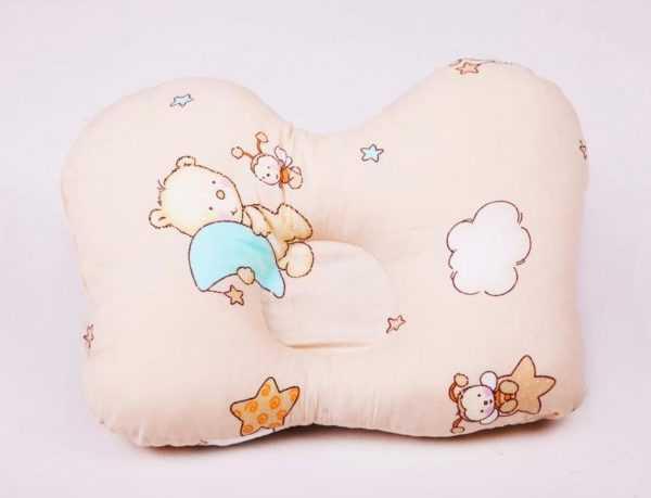Здоровому ребенку ортопедическая подушка не нужна